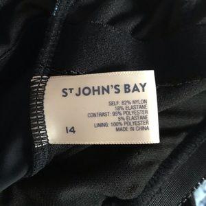 St. John's Bay Swim - 🩱 🔥 St. John Bay Secretly Slender NWT swim suit